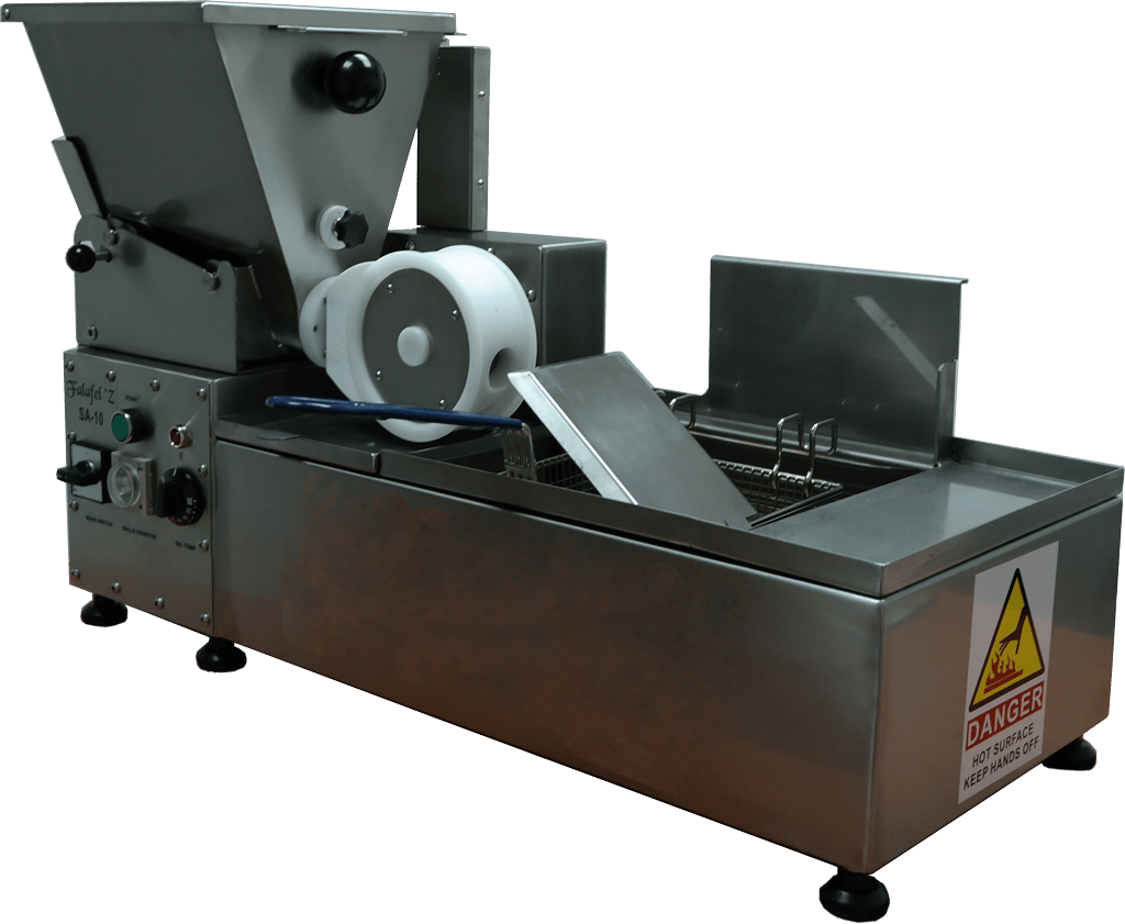 Semi Automatic Falafel Machine